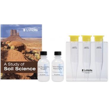 Kit para textura de suelos