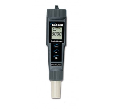Medidor Sal/TDS/Conductividad Tracer Lamotte