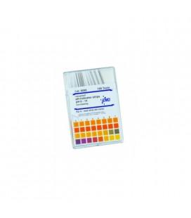 Tiras para pH 0-14 3-2950 Lamotte
