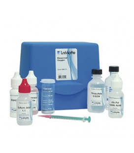 Kit Oxígeno Disuelto 5860-01 Lamotte