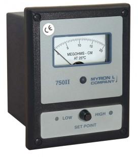 Monitor-Controlador Analógico Resistividad 752II MyronL