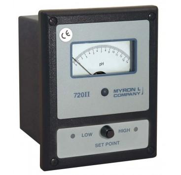 Monitor-controlador Analógico pH 722II MyronL