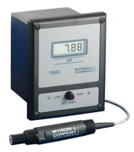 Monitor-Controlador Digital pH 723II MyronL