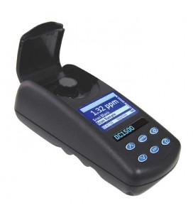 Nuevo Fotómetro Dióxido de Cloro DC1500-CLO Lamotte 3244