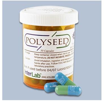 Control Bacterias para DBO5 Polyseed Lamotte 3-0002