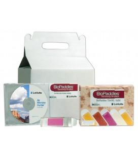 Kit de estudio de bacterias en el aire Lamotte 5562