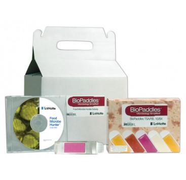 Kit de estudio de bacterias superficiales Lamotte 5561