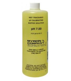 Solución Calibración pH 7 MyronL