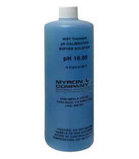 Solución Calibración pH 10 MyronL