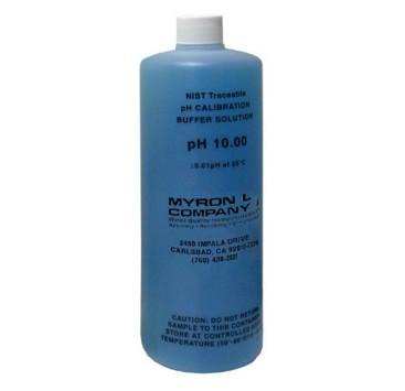 Soución Calibración pH 10