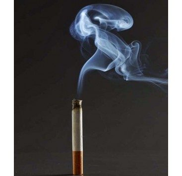 Análisis de los gases de un cigarrillo