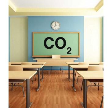 Análisis de los gases en el aula