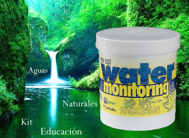 KIT EDUCACIÓN AGUAS NATURALES LAMOTTE 3-5886